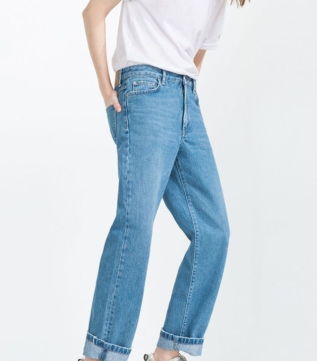 Zara Unisex Jeans