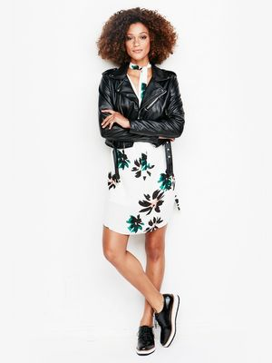 3 Secrets to Toughening Up Spring's Floral Trend