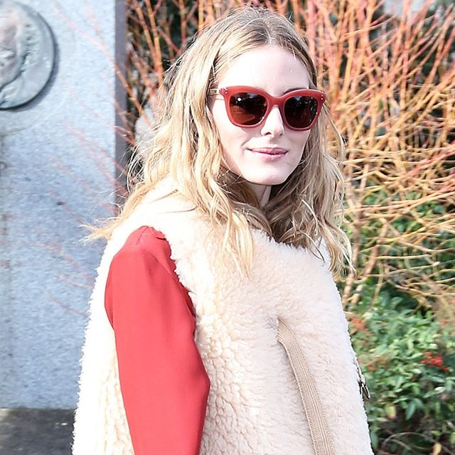 Olivia Palermo Just Wore One of Kendall Jenner's Favorite Trends