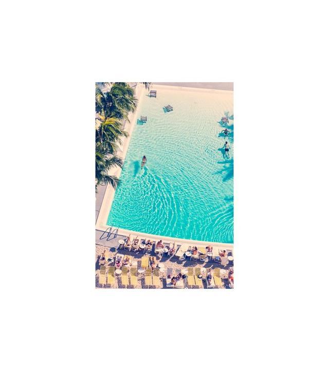 "Gray Malin ""The Swimming Pool"" Print"