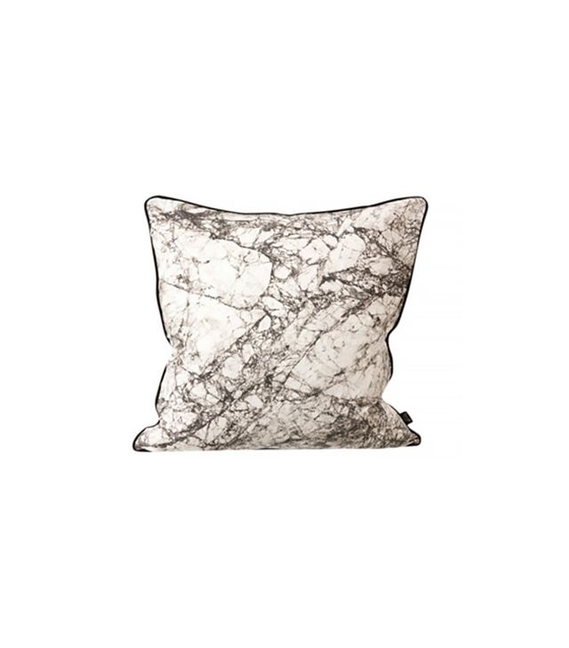 Ferm Living Marble Gray Pillow