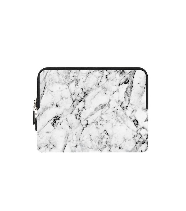 Jungle Trends Marble Laptop Sleeve