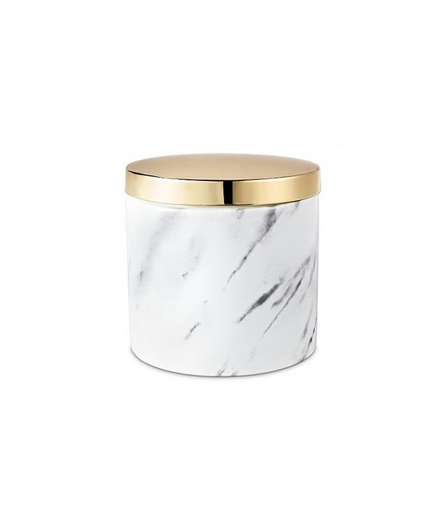 Nate Berkus Ceramic Marble Canister