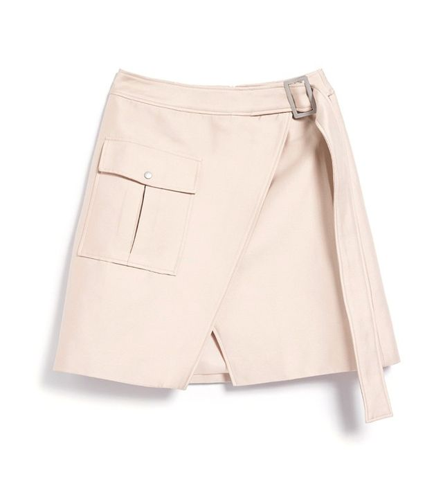 C/MEO Collective White Walls Skirt