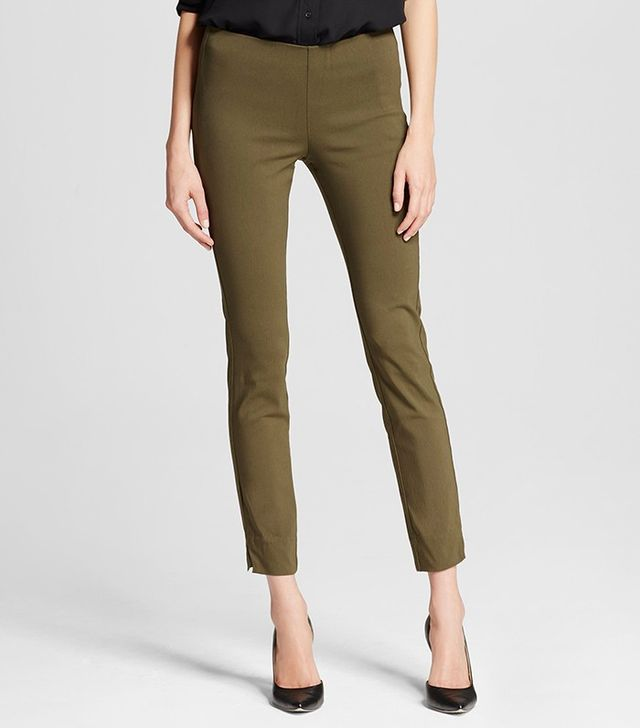 Who What Wear x Target Skinny Crop Pant