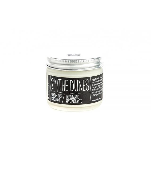 Belmondo The Dunes Gentle Almond Oil Face Scrub