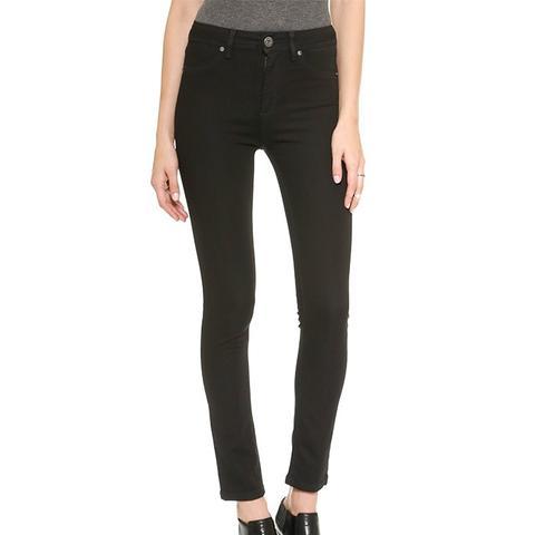 Nina Ultra High Rise Skinny Jeans