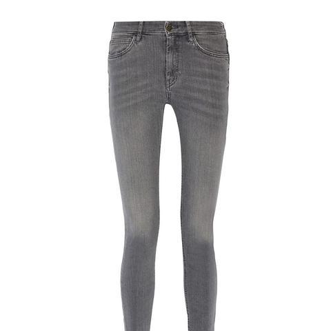 Bridge High-Rise Skinny Jeans