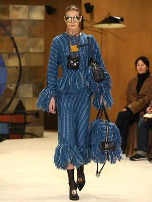 We Found Your Dream Bag at the Loewe F/W 16 Show
