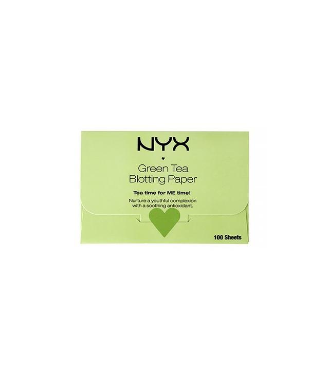 NYX Cosmetics Green Tea Blotting Paper