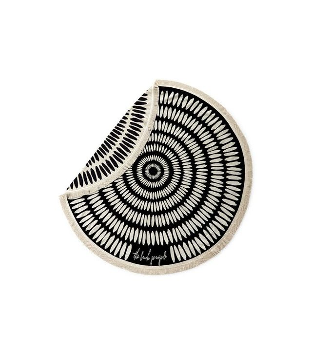The Beach People Tulum Round Beach Towel