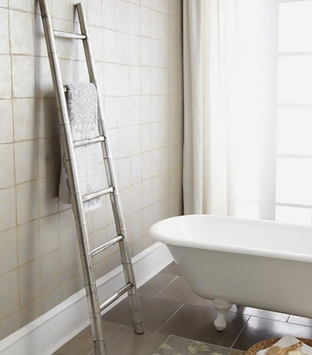 Neiman Marcus Home Bamboo Towel Rack