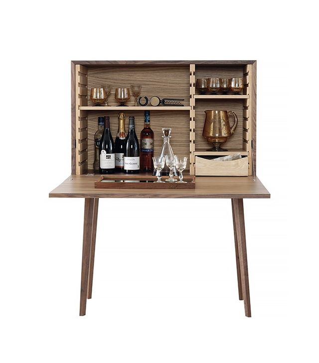 Solutions Home Bars: #HomeHacks: Storage Solutions When Your Space Has None