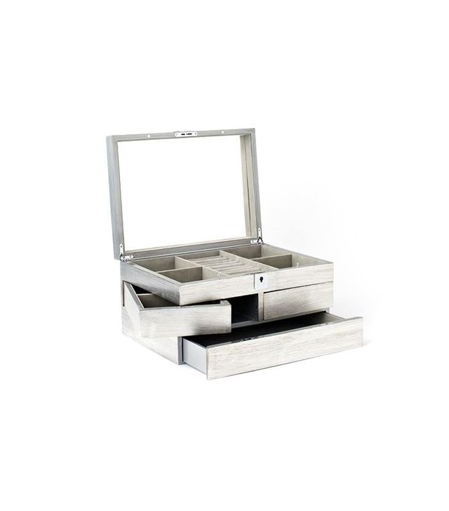 West Elm Grand Lacquer Jewelry Box
