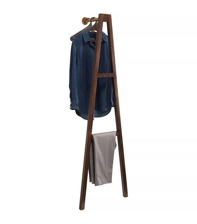 CB2 Crossbar Wall-Mounted Clothes Stand