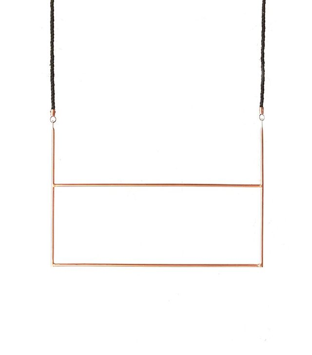 Urban Outfitters Ceiling Clothing Rack