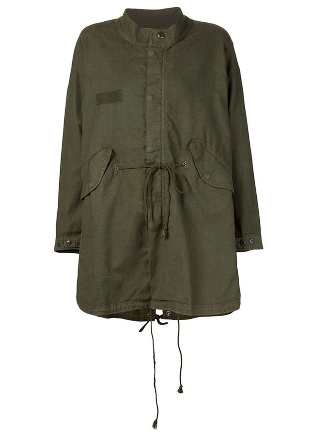 The Great Military Parka