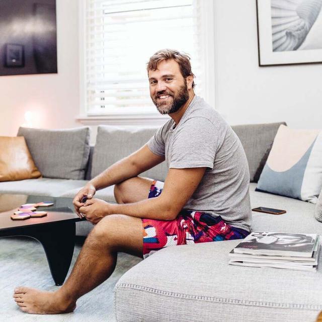 Home Tour: A Fashion Stylist's Cool Darlinghurst Home