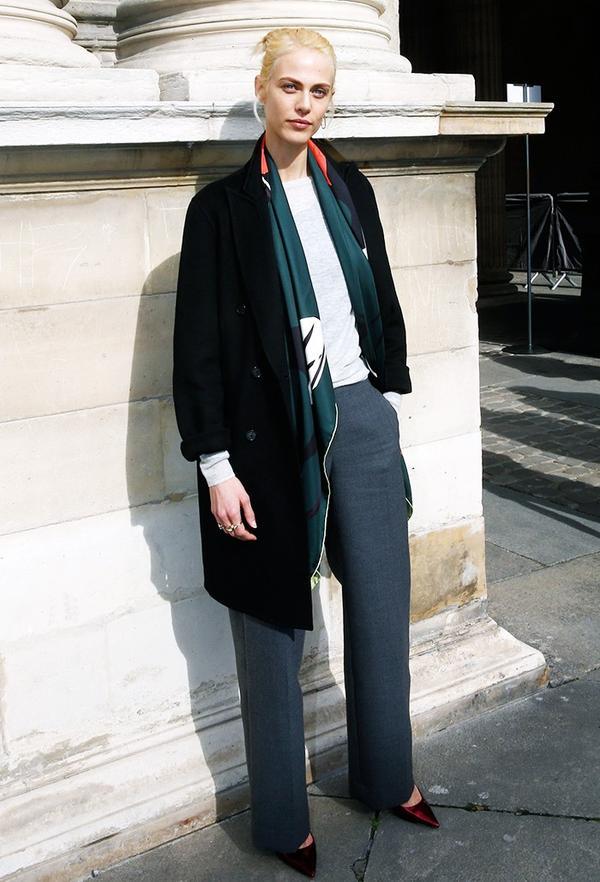 Most stylish French women: Aymeline Valade