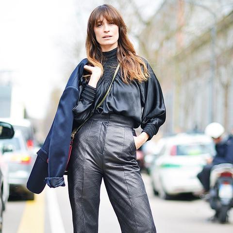 Most stylish French women: Caroline de Maigret