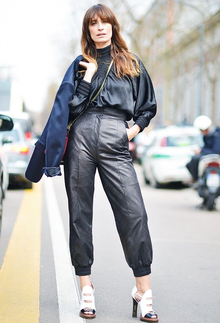 Most stylish French women: Caroline de Maigret