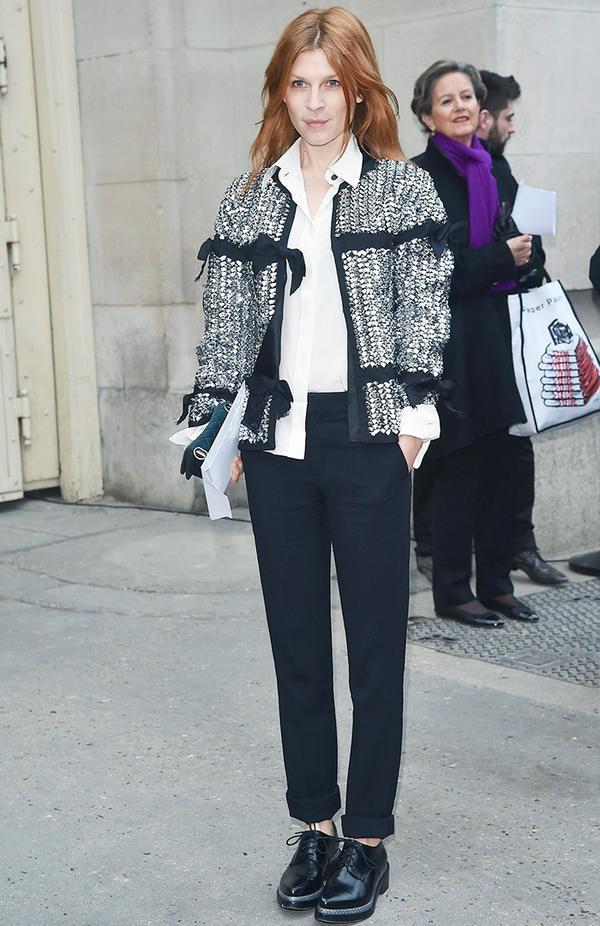 Most stylish French women: Camille Seydoux