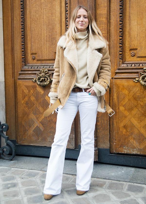 Most stylish French women: Jennifer Neyt