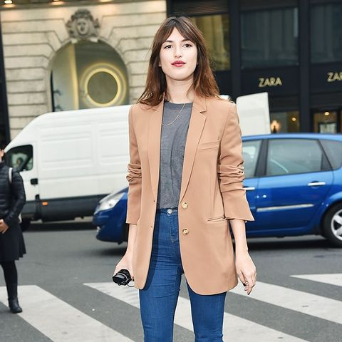 Most stylish French women: Jeanne Damas