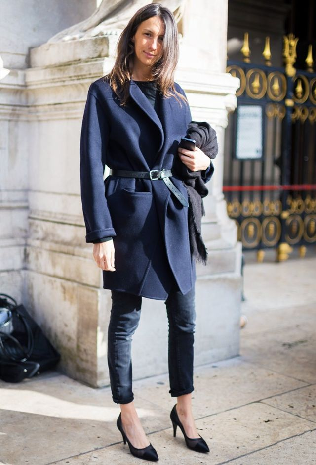 Who: Geraldine Saglio