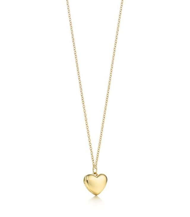 Tiffany & Co. Heart Locket Pendant
