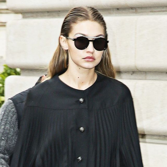 The Gigi Hadid Way to Look Fashion-Forward in Under 5 Seconds