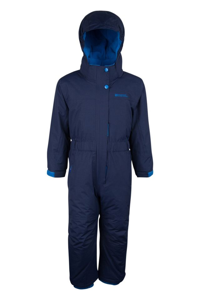 Mountain Warehouse Cloud All-in-One Snowsuit