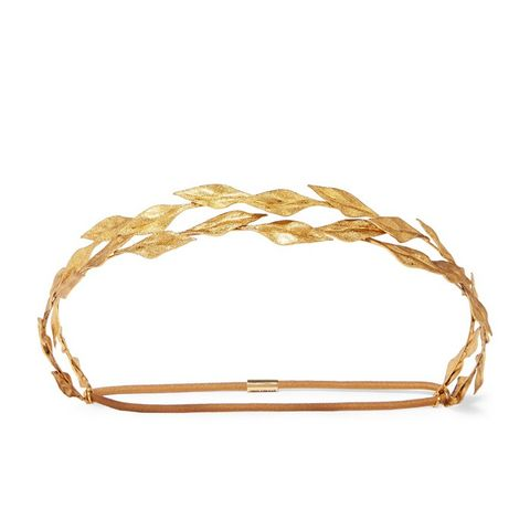 Dana Gold-Tone headband