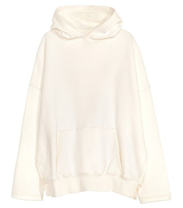 H&M Oversized Hooded Sweatshirt