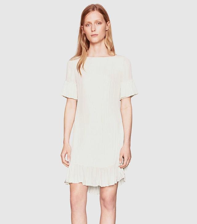 Gucci Silk Georgette Dress