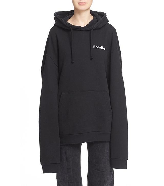 Vêtements Oversize Hoodie