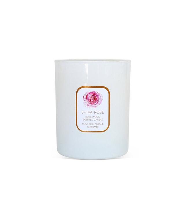 Shiva Rose Rosewood Vanilla Candle