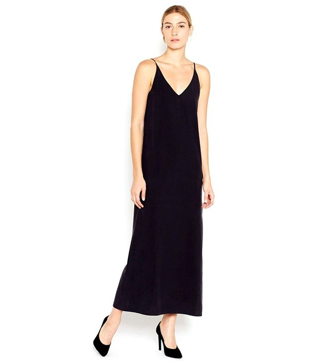 Equipment Racquel Silk Slip Dress