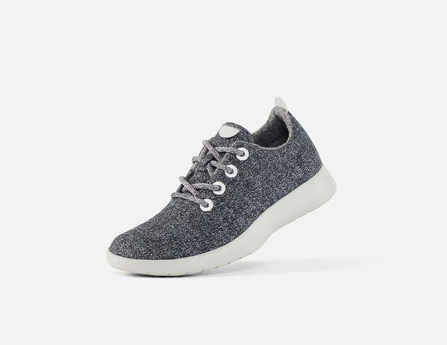 Allbirds Wool Runners in Natural Grey