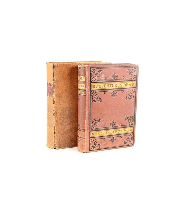 Late 19th Century Crime Detectionist Classics