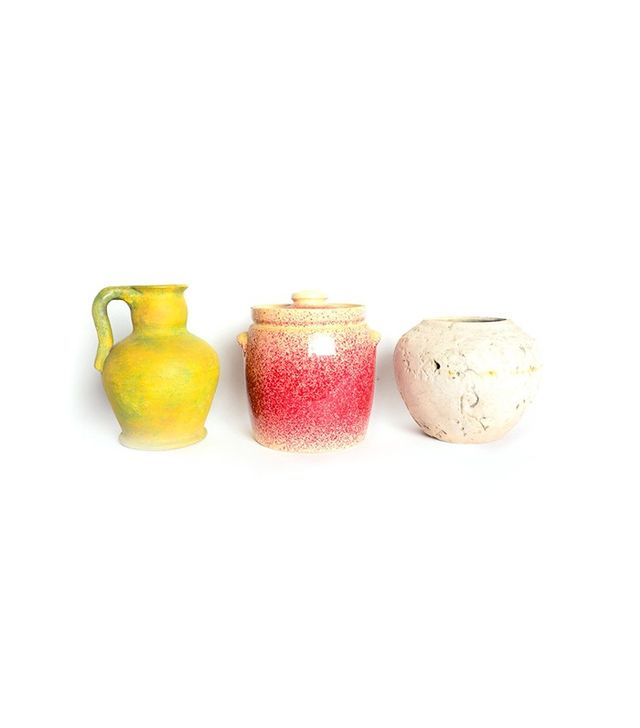 Collection of Vintage Pottery