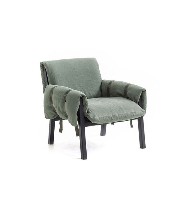 Diesel Living With Moroso Strapped Chair