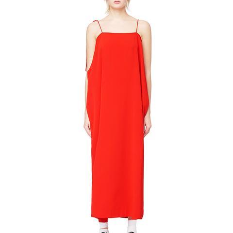 Pillow Strap Dress