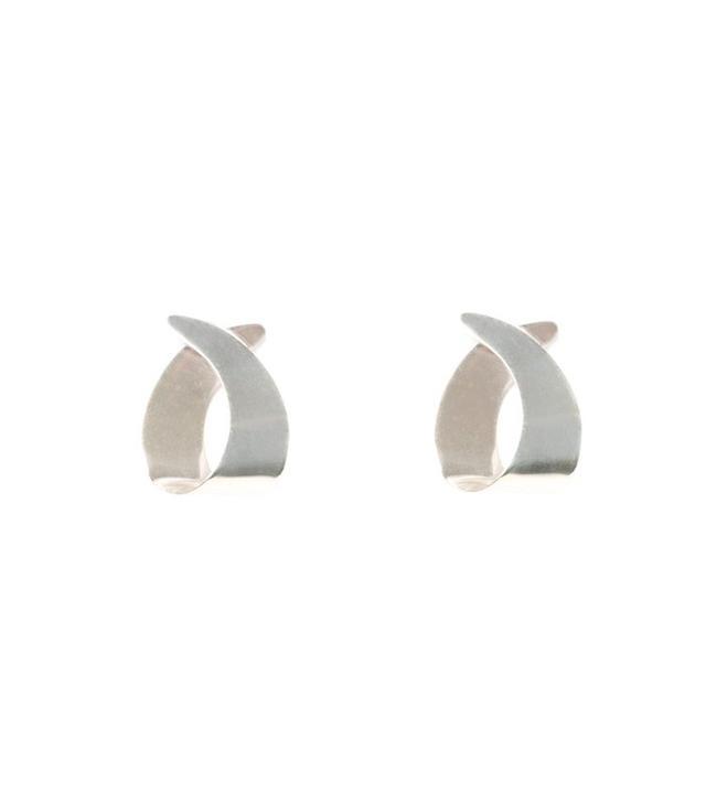 Trademark Small Curve Earrings