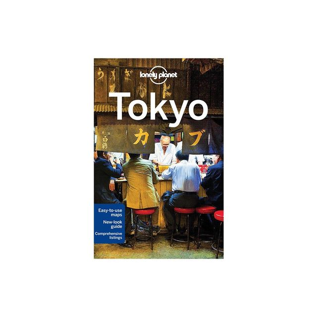 Tokyo Lonely Planet Travel Guide