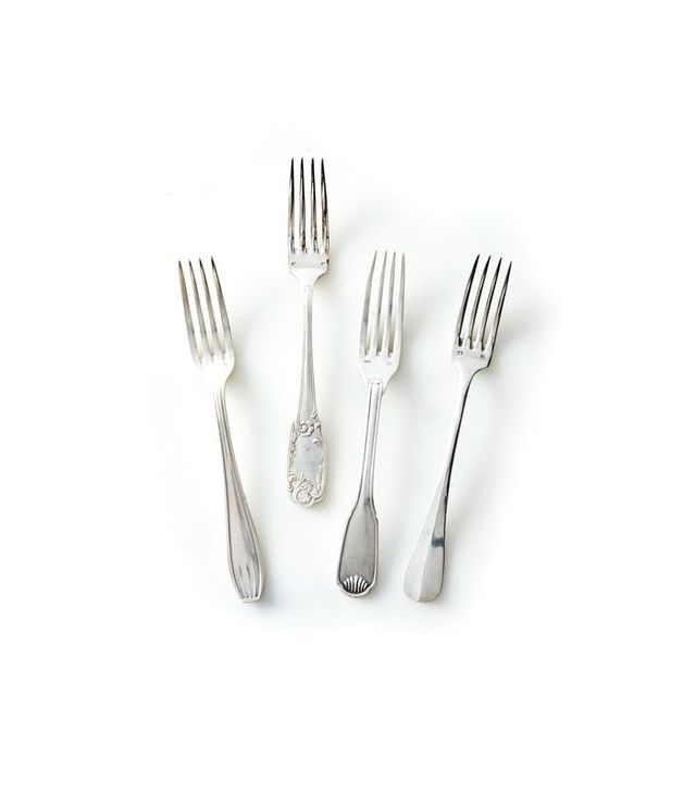 Food52 Vintage Silver-Plated French Flatware