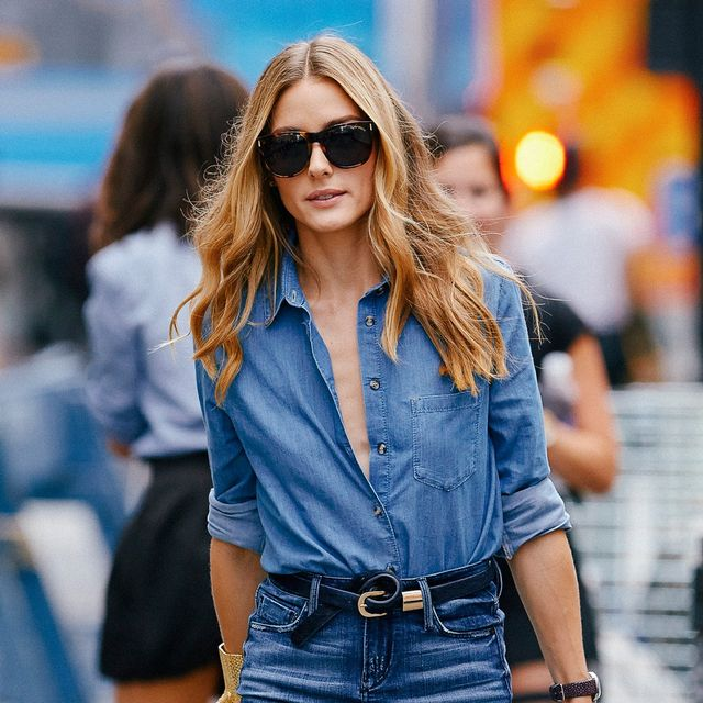 How to Up-Style a Denim Skirt This Season