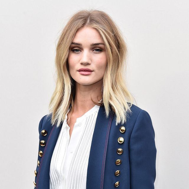 Rosie Huntington-Whiteley Shares Her Delicious Roast Chicken Recipe