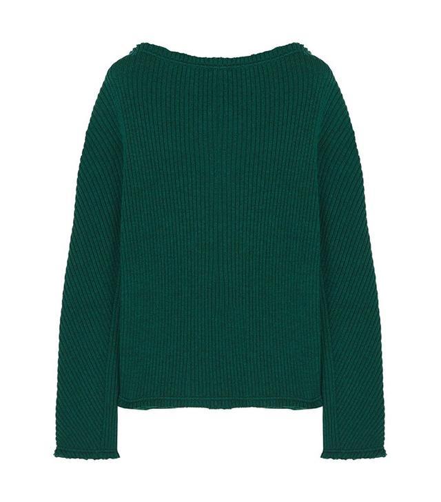 Marni Ribbed Wool Sweater