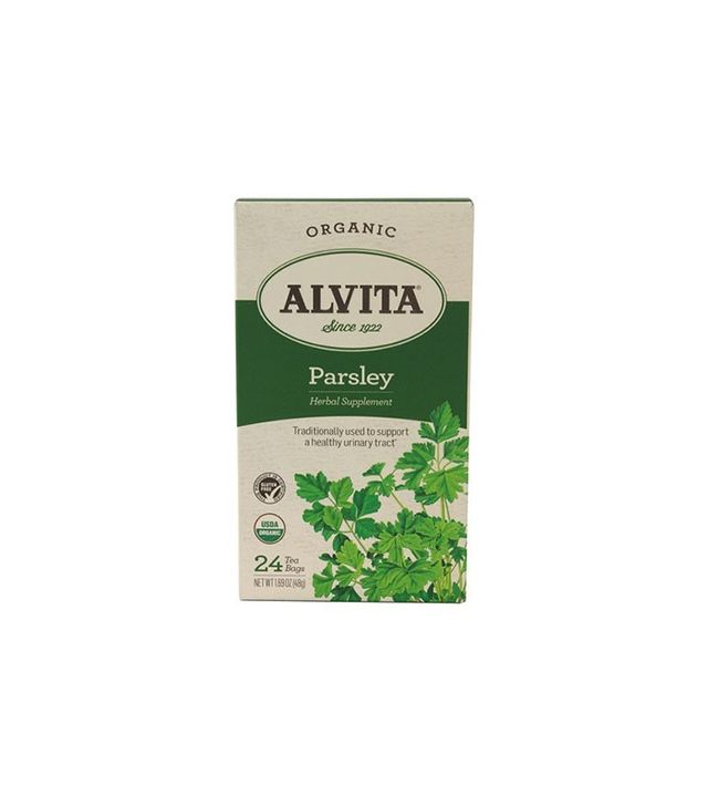 Alvita Organic Herbal Parsley Tea